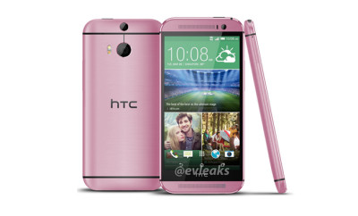 htc pink