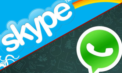 Skype-vs-WhatsApp